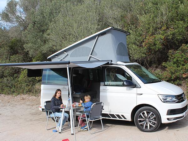 VW T6 California Coast - Praktischer 73055713 - Campanda.de